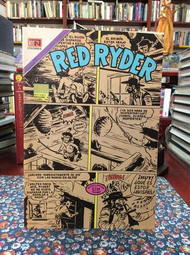red ryder año i no 7 1975 comic antiguo vaqueros historietas