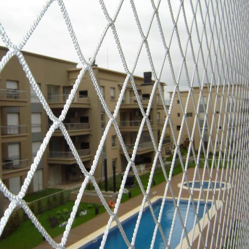 red seguridad balcon niños gatos instalar colocar colocacion - entrega inmediata. resiste intemperie