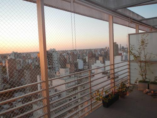 red seguridad para balcon