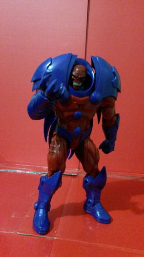 red skull ounslaught marvel legends baf