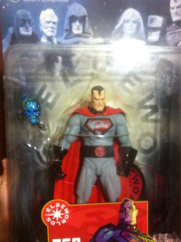 red son elseworlds dc direct president superman serie 2
