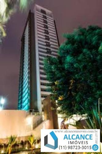 red tatuapé - apartamento mobiliado perto do metrô, studio com 1 dormitório 35 m² no tatuapé - são paulo/sp | alcance imóveis - ap00166 - 34235039