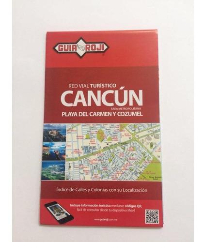 red vial ciudad de cancun, playa del carmen y cozumel