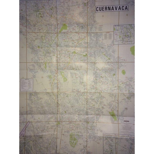 red vial ciudad de cuernavaca