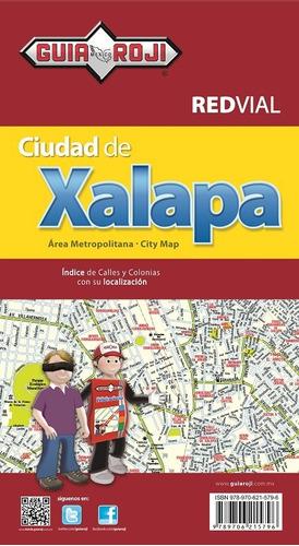 red vial ciudad de xalapa