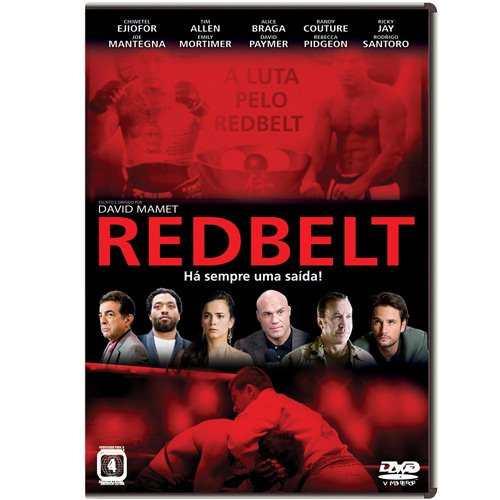 redbelt - dvd lacrado