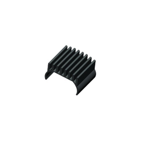 redcat racing aluminum motor heat sink for sumo rc