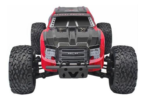 redcat racing blackout xte 1/10 2.4 ghz coche rc rtr 3000mah
