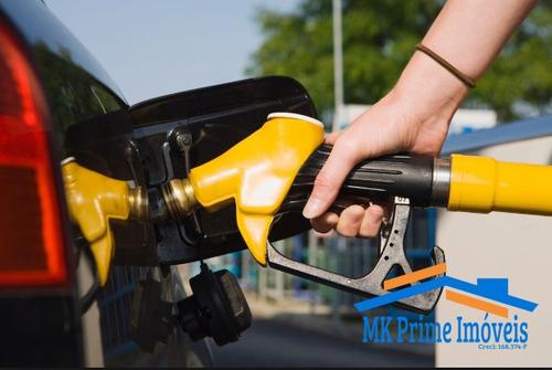 rede 4 postos de combustível c/ propriedade - zona oeste - sp - 276