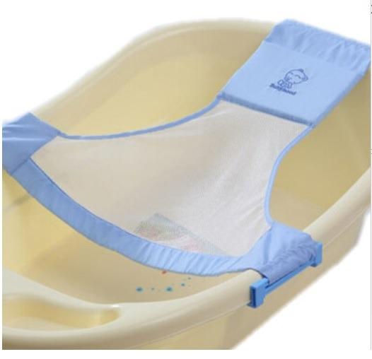 03c2e1633 Rede Azul Banho De Bebê Na Banheira (não Acompanha Banheira) - R$ 26,00 em  Mercado Livre