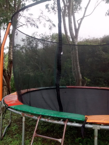 rede cama elástica