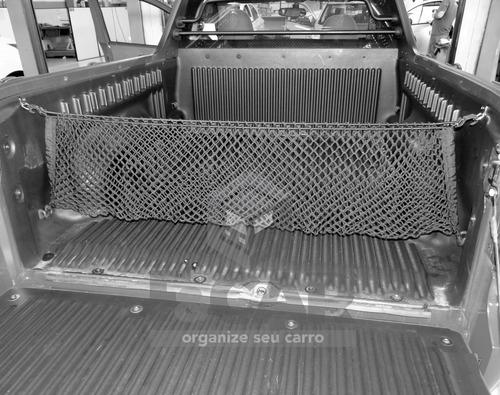 rede cargo bag caçamba picape chevrolet s10 todas as versões