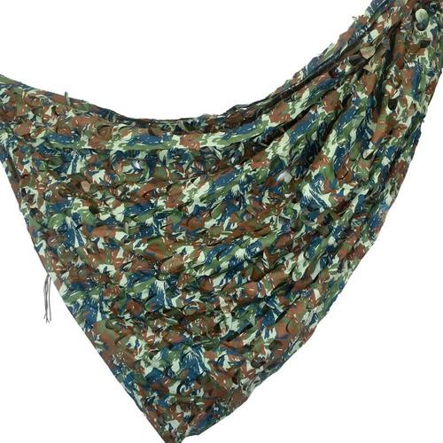 rede de camuflagem fab camuflado fab