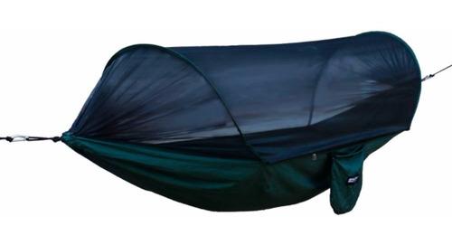 rede de descanso com tela mosquiteiro harpia nautika