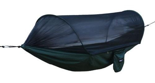 rede de descanso com tela mosquiteiro harpia - nautika +nf