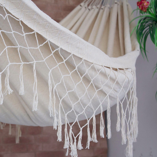 rede de dormir casal life tambaba crua