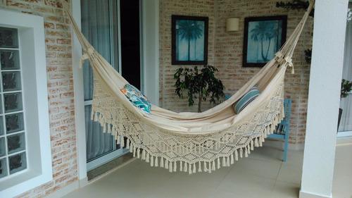 rede de dormir - ceará - casal - crú-natural