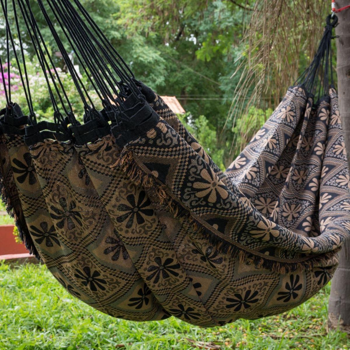 rede de dormir descanso casal indiana resistente. Carregando zoom. 61ad5006a05