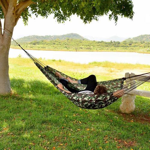 rede de dormir garimpeira camping - 5 ganhe frete grátis
