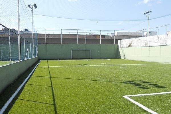 cb3d8dbec11f5 Rede De Futebol Cobertura Society Campo Futebol Kit 100m² - R  290 ...