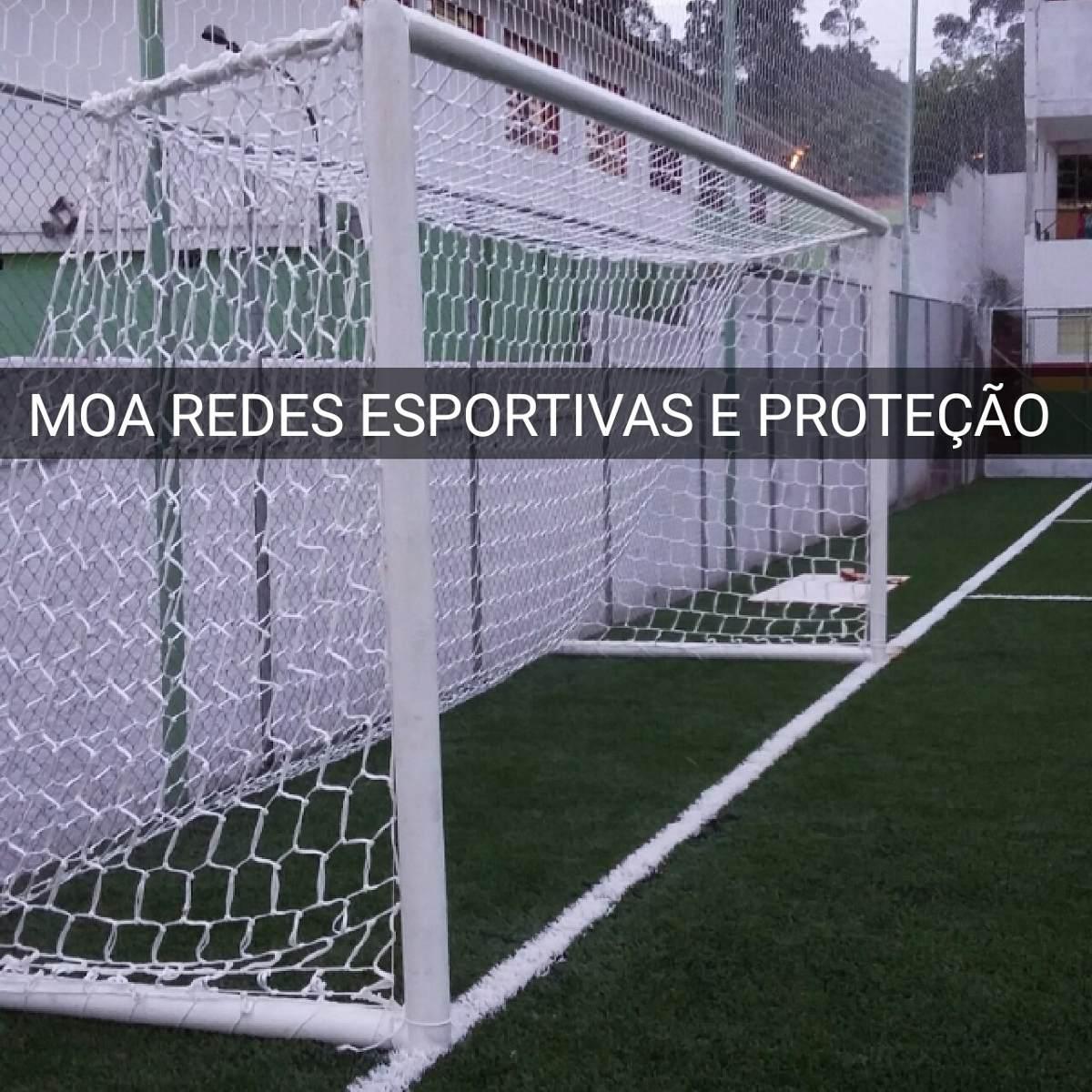 rede de gol futebol de campo mexico fio 4 mm oficial. Carregando zoom. b40c967ec5fc8