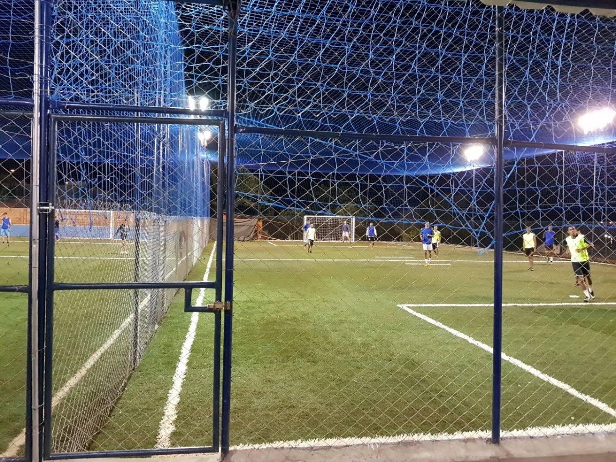 339dc5bb41 rede de proteção lateral e fundo quadra campo futsal society. Carregando  zoom.