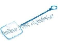 rede delfin para aquário  nº 1  -  7,5cm x 8,5cm