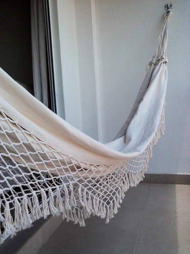 rede descanso - casal - brasil - crú-natural