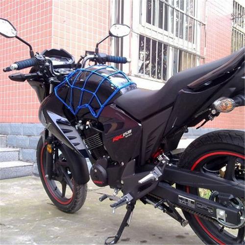 rede elástica aranha para motos quadriciclos