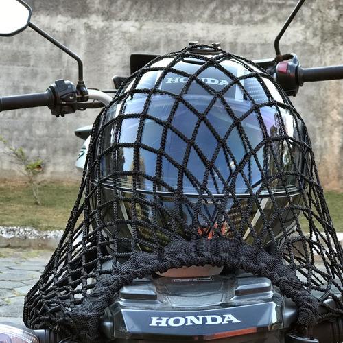 rede elástica para moto
