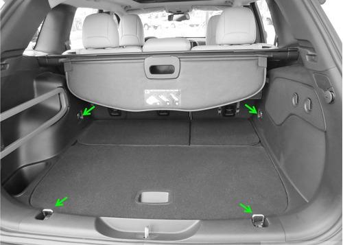 rede elástica porta objetos porta malas jeep cherokee