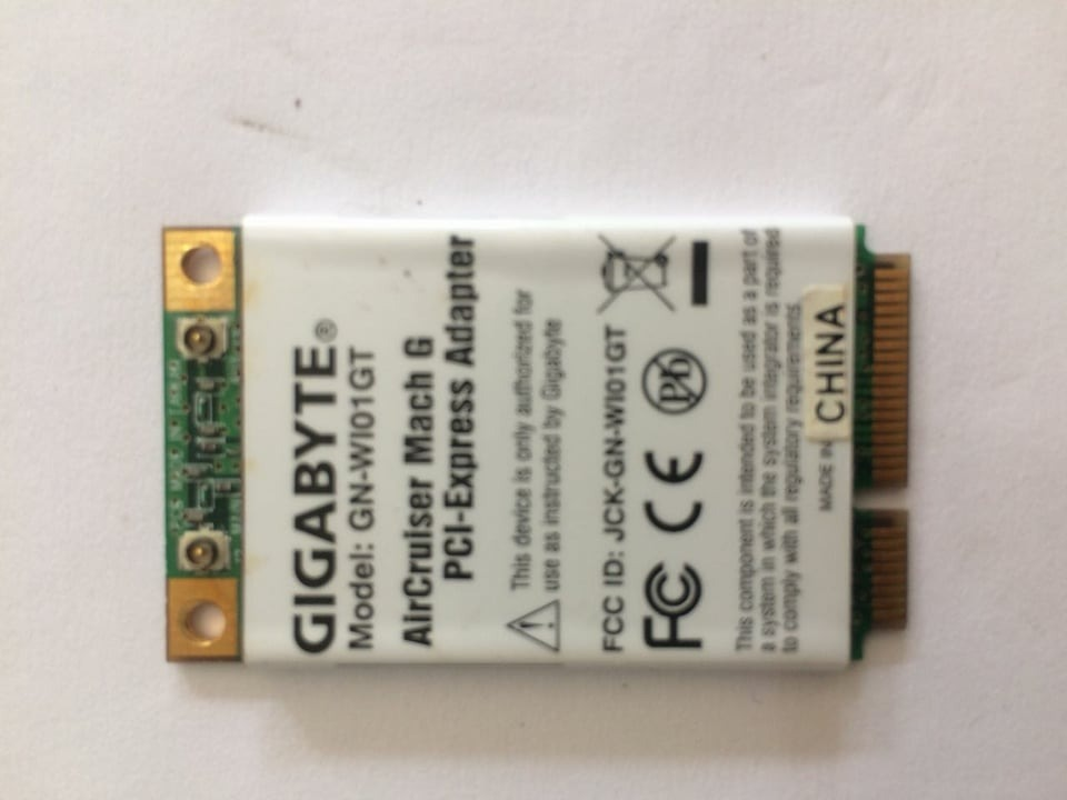 GIGABYTE AIRCRUISER G PCI ADAPTER WINDOWS 10 DOWNLOAD DRIVER