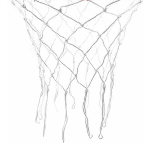 rede oficial para basquetebol (nylon) - par