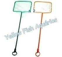 rede  para aquário  nº 3  -  13cm x 11cm