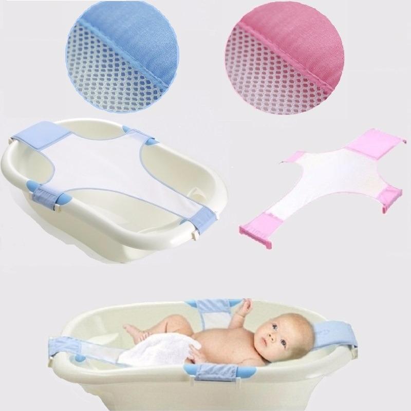 366dab9ab rede para banho do bebê - quatro pontas ajustável à banheira. Carregando  zoom.