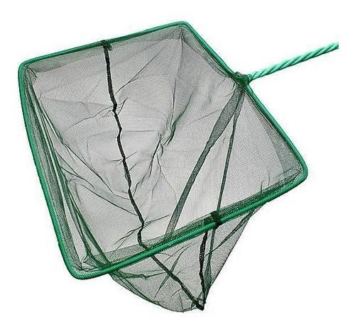 rede pega peixe. tamanho 6 p/ aquários e fontes 15 x12cm
