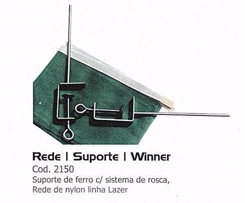 03a8d7617 Rede Ping Pong Winner Cor Verde - Starflex - R  29