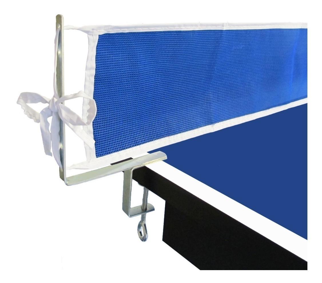 Rede Ping Pong Winner Cor Verde - Starflex - R$ 29,70 em Mercado Livre