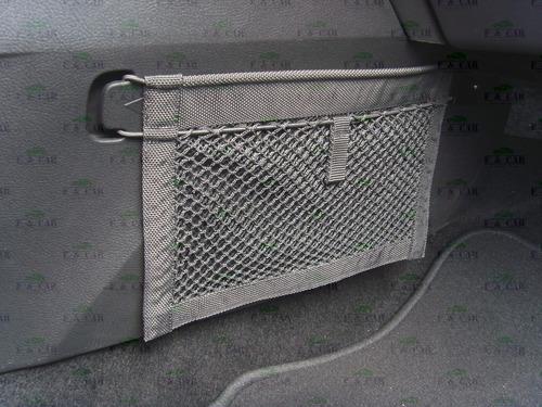 rede porta objetos organizadora console ford ka original