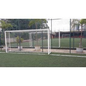 7829fd3f6a821 Rede De Futebol Society De 4 Metros - Futebol no Mercado Livre Brasil
