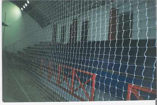 5850d6b9daf16 Rede Proteção Lateral Quadra Campo Futsal Society 4m m  3