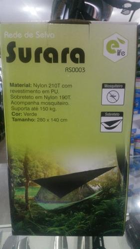 rede selva com mosquiteiro cobertura teto exercito echolife