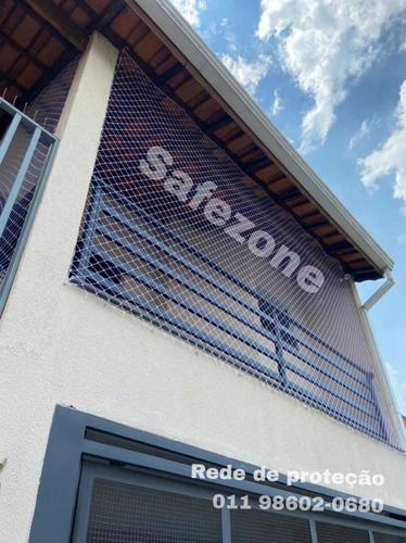 rede tela de proteção para janelas sacadas instalação