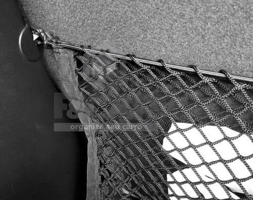 rede tipo bolsa acessório porta malas fiat argo 2019 20