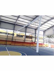 5d0e1a432 Rede Volei Oficial 04 Faixas - Esportes e Fitness no Mercado Livre Brasil