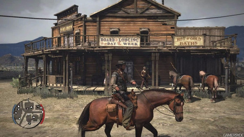redemption ps3 red dead