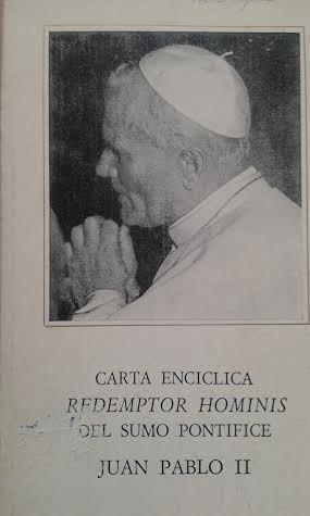 redemptor hominis encíclica / juan pablo ii