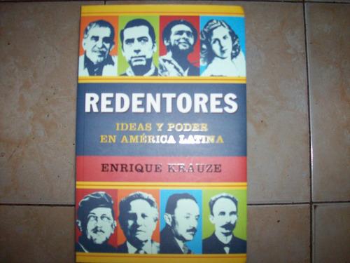 redentores- ideas y poder en am latina por enrique krauze