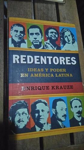 redentores ideas y poder en américa latina  enrique krauze