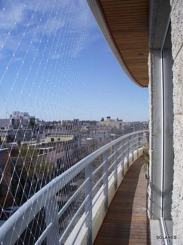 redes anticaída, malla,transparente, balcones,niños,gatos